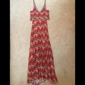 Urban Outfitters Ecote Maxi Dress